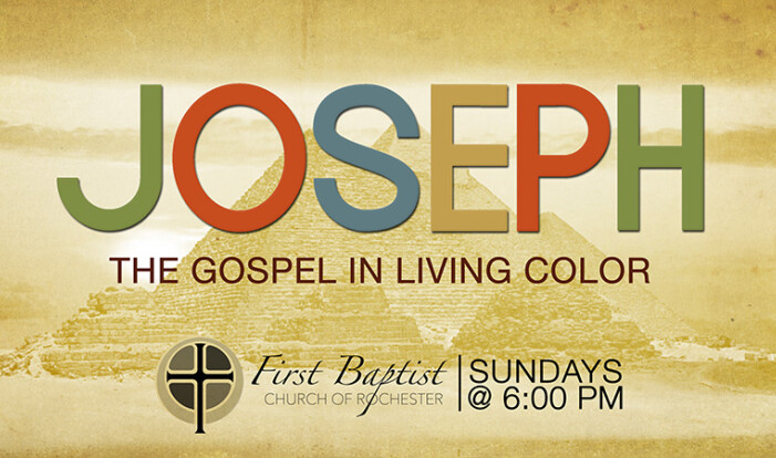 Sunday @ 6pm - Sermon Series