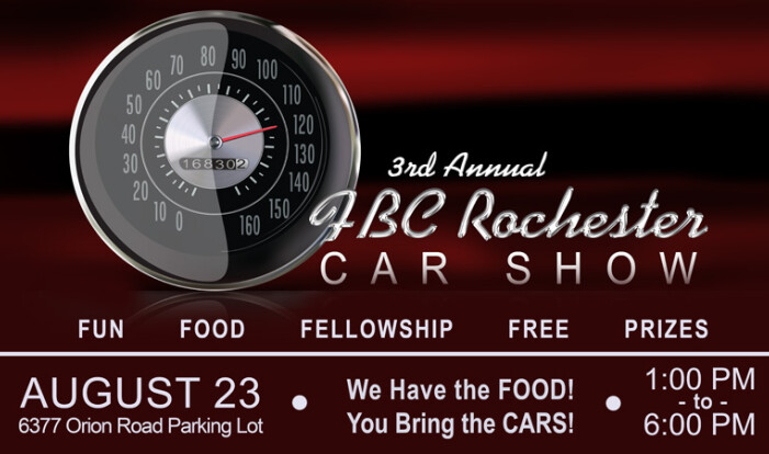 FBCR Car Show