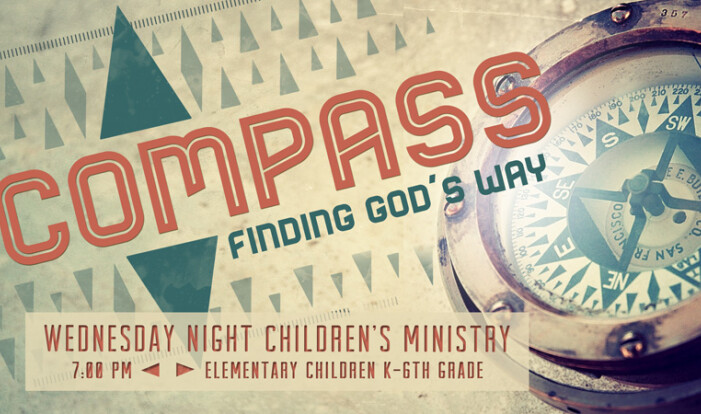 Compass: Finding God's Way