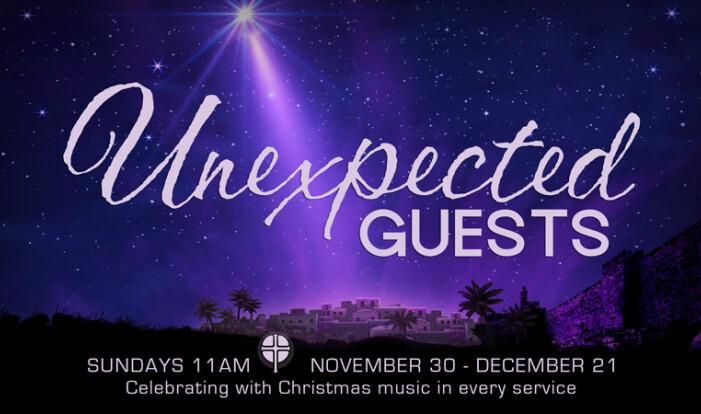Christmas Sermon Series AM services