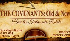 Sunday Night Bible Study