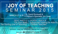 Joy of Teaching Seminar