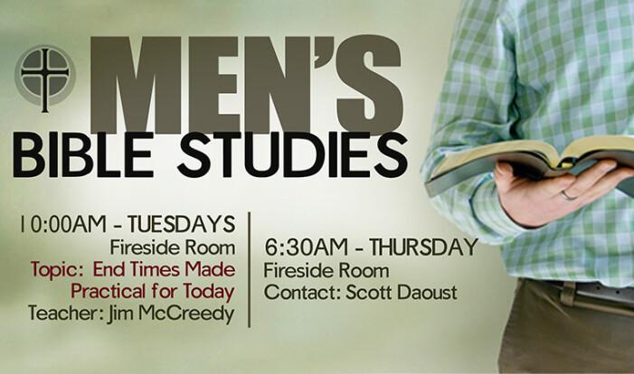 Men's Bible Studies