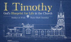 I Timothy sermon series