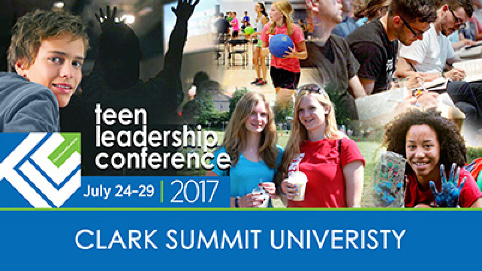 Teen Leadership Conference