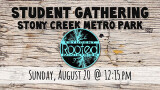 1 PM Rooted Students Stony Creek Metropark Gathering