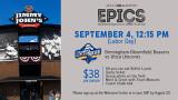 12:15 PM EPICS Day at the Ballpark