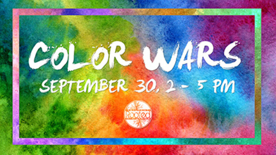 2 PM Rooted Students Sr High Color Wars