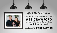 new students ministries pastor