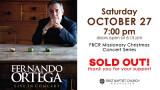 7 PM Fernando Ortega Concert