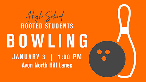 1 PM Rooted High School Bowling
