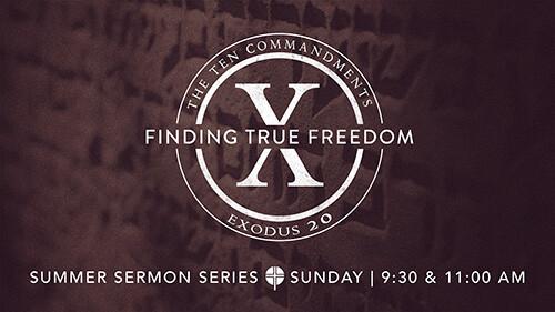 9:30 & 11:00 AM Worship Service