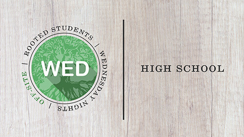 6:30 PM Rooted High School Students (Fox Home)