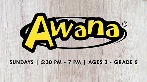 5:30 PM Awana